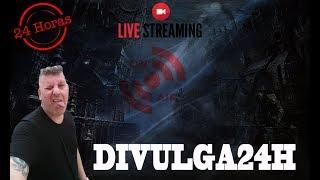 Divulgando Canais (AO VIVO) - LIVE 24H ???? GANHE MUITOS INSCRITOS | Divulga24h
