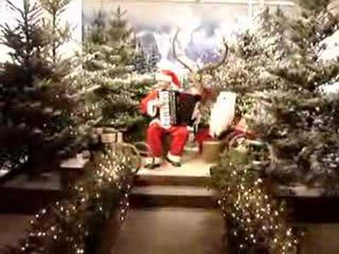 Santa Accordion - YouTube