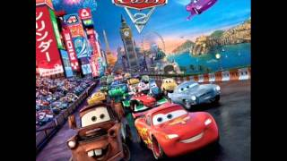 Cars 2 - 26. The Turbomater