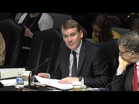 Sen. Michael Bennet Advocates to Boost Childhood Cancer Research