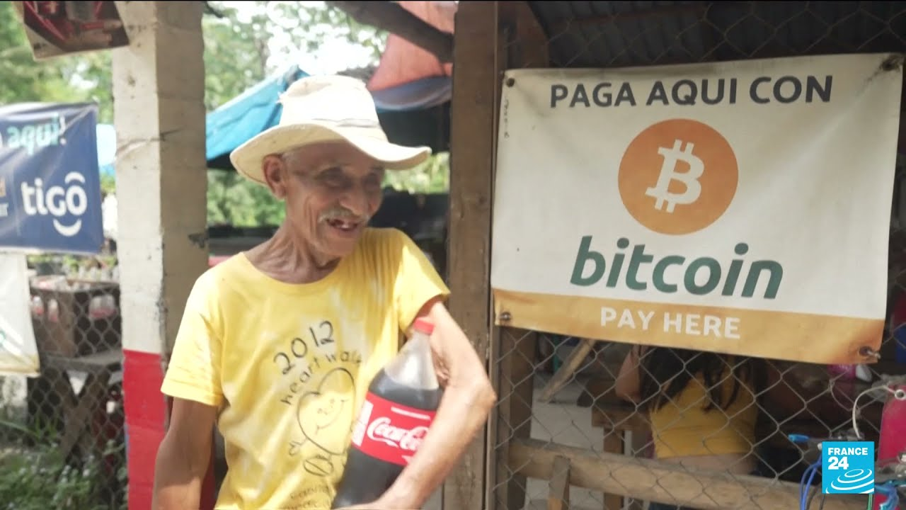 In Global First, El Salvador Adopts Bitcoin as Currency