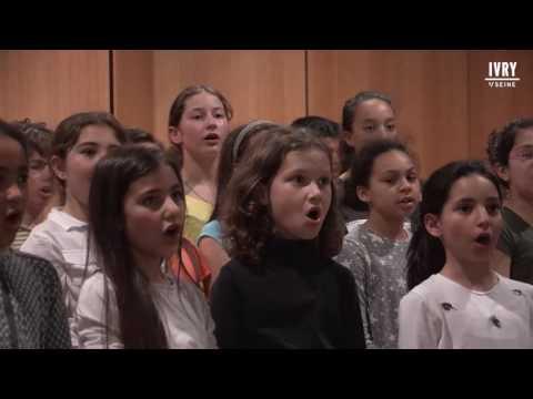La Marseillaise : quand le chœur des enfants d'Ivry reprend l'hymne national