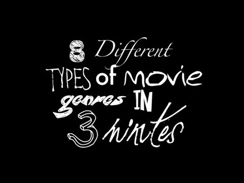 Different Types of Movie Genres