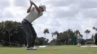 Lucas Glover Golf Swing