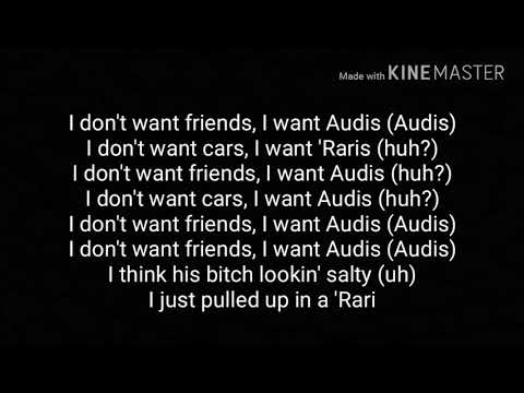 Audi- Lyrics