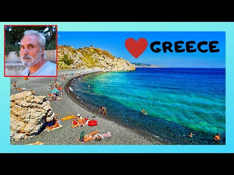 GREECE: The most beautiful BEACHES, ISLAND of CHIOS (ΧΙΟΣ)