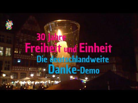 """Rückblick - """"Deutschland singt"""" am 3. Oktober 2020"""