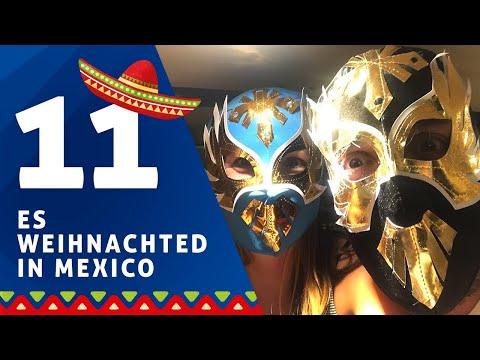 Es weihnachtet in Mexiko | Kurz vor Weihnachten erleben wir in unserem Wohnmobil einiges | S3 • E11