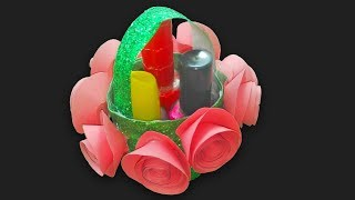 Reuse idea with plastic bottle   Best out of waste   Emty plastic bottle crafts idea