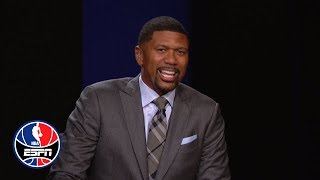 Jalen Rose Goes Behind The Curtain On Lebron James And The Knicks | Nba Countdown | Espn
