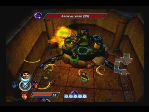 X Men Legends II Rise Of Apocalypse Normal Mode Part 2 3