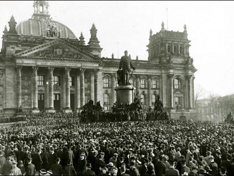[Doku] Geheimnisse der Weimarer Republik (1) 1918-1923 - Schwierige Geburt [HD]