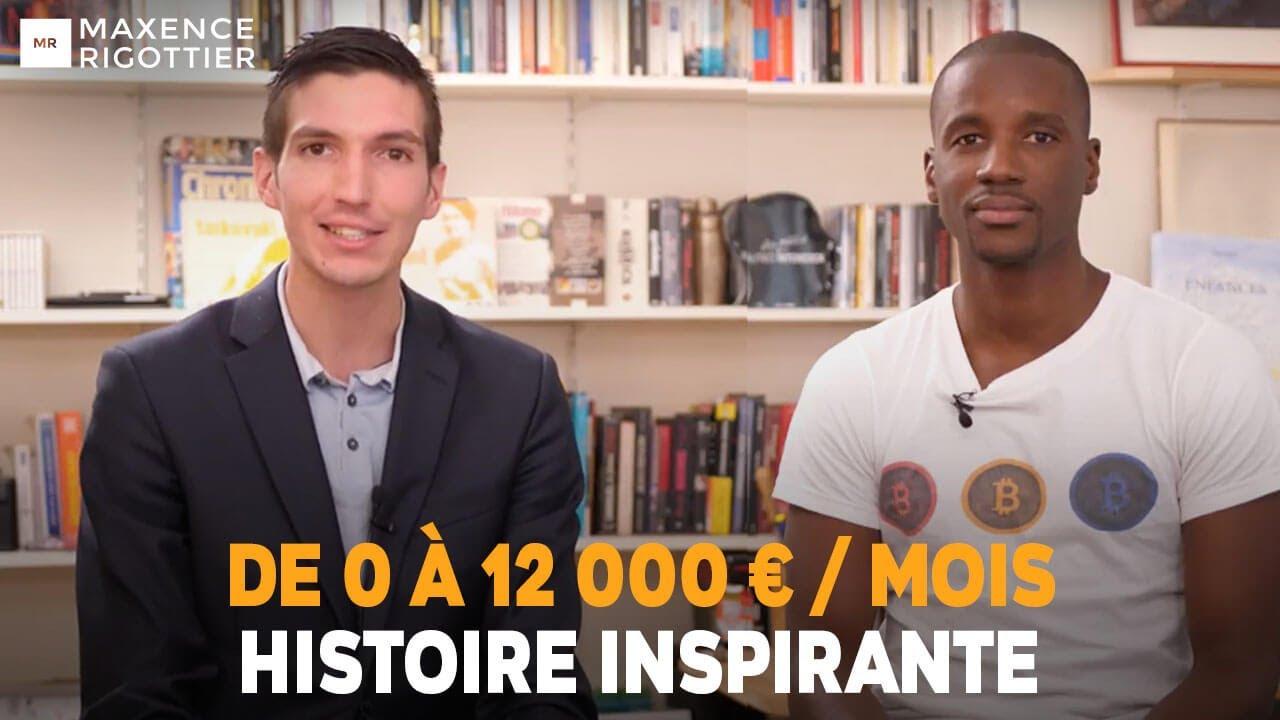 De 0 à 12 000 EUROS par MOIS ! Avis Club Privé Business (Maxence Rigottier)