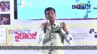 Mr Swami at IMPACT 2016