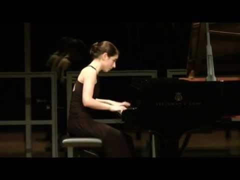 "Anna Magdalena Kokits plays Mendelssohn's ""Variations sérieuses"" op. 54"