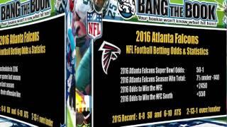 2016 Atlanta Falcons Win Total Prediction Odds & Preview