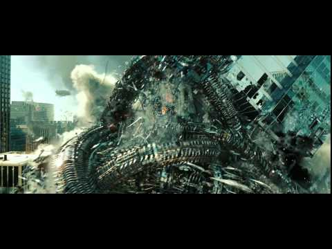 Transformers 3 - ILM VFX breakdowns part 2