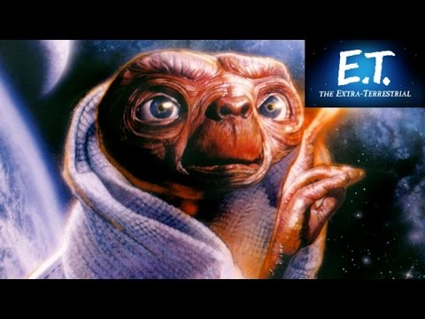 E.T. The Extra-Terrestrial(1982) Movie Review