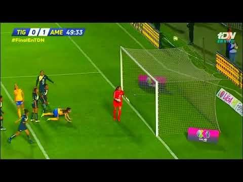CAMPEONAS‼️ Club América Campeón Femenil Apertura 2018 | Resumen 1-1 Tigres - 3-1 en penales