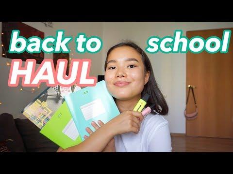 РЕАЛИСТИЧНЫЙ Back To School Haul