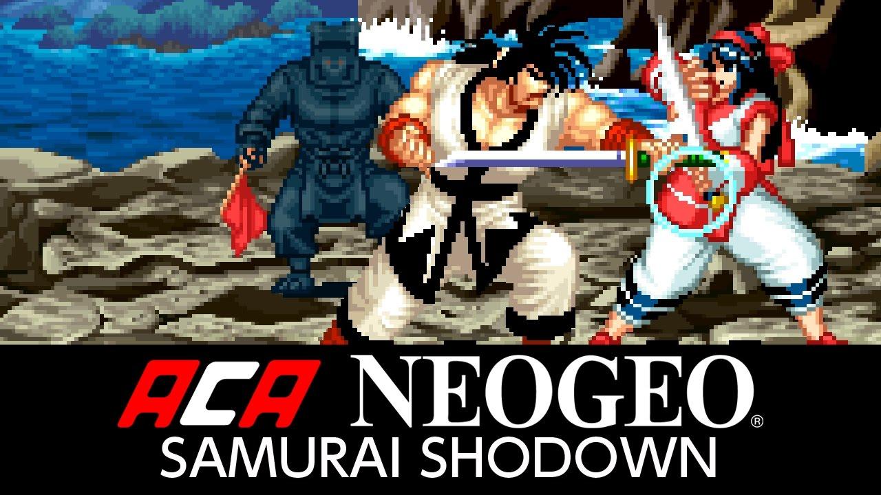 Resultado de imagem para ACA NEOGEO SAMURAI SHODOWN II