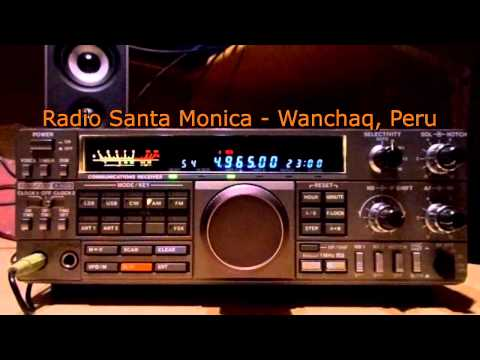 Radio Santa Monica - Peru