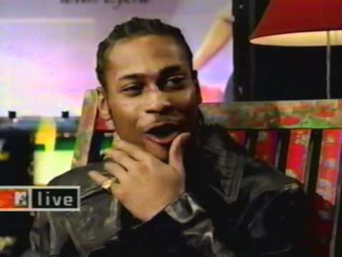 D'Angelo on MTV Live