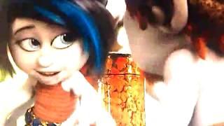 The Smurfs 2 trailer [RUS] 2013