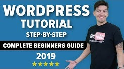 How To Make A WordPress Website 2019 - EASY And FAST!