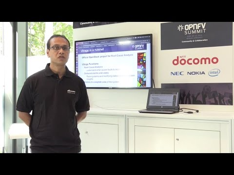 Doctor: fast and dynamic fault management in OpenStack (DOCOMO, NTT, NEC, Nokia, Intel)
