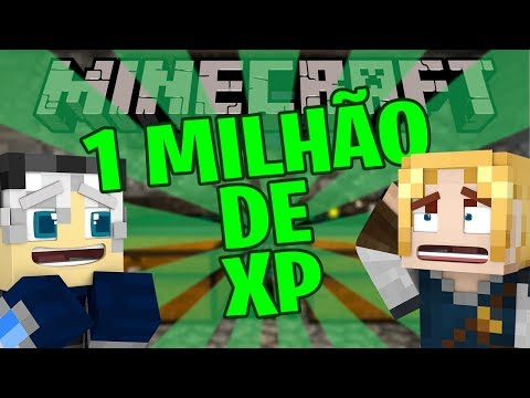 DRENEI 1 MILHÃO DE XP!!! Ft. ForeverPlayer - REDSTONE GANG #04