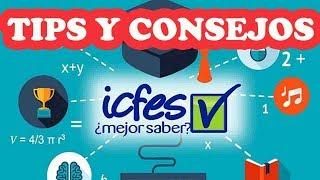 TRUCOS Y TIPS PARA GANAR LA PRUEBA DE ESTADO ICFES