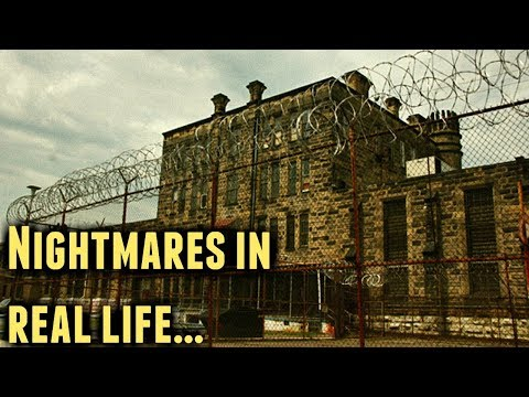 The Most Haunted Prisons