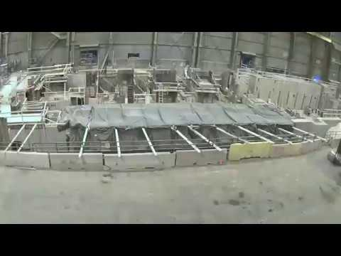 Time Lapse: Stretcher Construction at Arconic Davenport Works