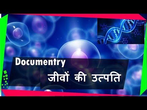 जीवो की उत्पति कैसे हुयी||Origin of Life and Species|| Hindi Documentry