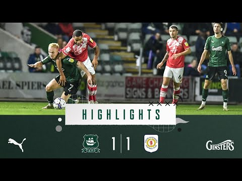 Plymouth Crewe Goals And Highlights
