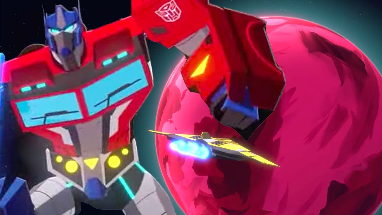 Sea of Tranquility 🚀  Space Missions | Transformers Cyberverse Full Episodes | Transformers Official