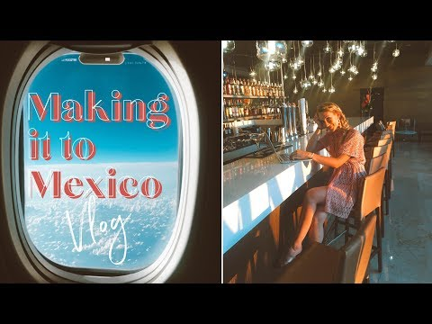 Traveling to Mexico with Sunwing   Mexico Travel Vlog
