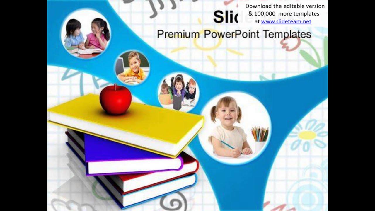 Back to school activities education powerpoint templates ppt back to school activities education powerpoint templates ppt backgrounds for slides 0313 toneelgroepblik Image collections