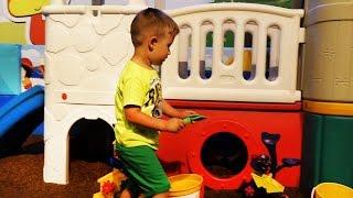СУПЕР ДЕТСКАЯ ИГРОВАЯ КОМНАТА ФЛАЙ ПАРК в КИЕВЕ! / Indoor Playground Fun Play Place
