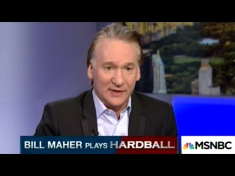 Bill Maher Says He Understands The Motivation Behind The Dallas Cop Killer!