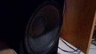 "Master Audio lsn12"" plays Hard Trance music"