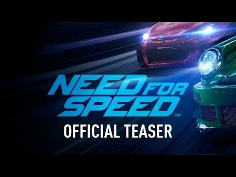 Need for Speed (Underground 3) - Official Teaser Trailer (2015) | HD