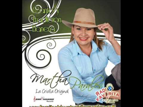 Martha Parales - Copla, Llano, Amor y Viento