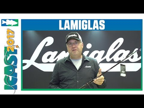 Lamiglas X-11 Swimbait Rod With Roger Hinchcliff | ICAST 2017