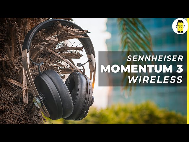 Sennheiser Momentum 3 Wireless review: better than Bose 700 ANC and Sony WH-1000XM3?