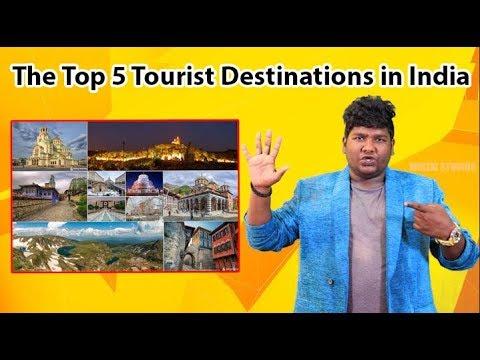 Top  Five Tourism Places In INDIA  Telugu