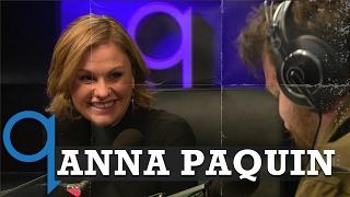 Anna Paquin is over her Oscar win