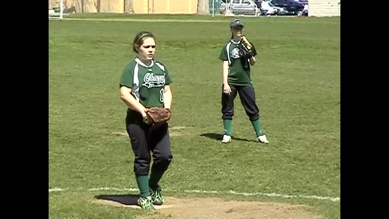 Chazy - Willsboro Softball  4-24-10