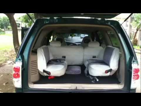 2000 Ford Expedition Review Start Up, In Depth Tour, Engine